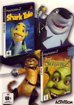 Shark Tale / Shrek 2 Value Pack for PS2