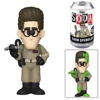 Ghostbusters: Egon - Soda Vinyl Figure + Collector Can