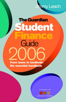 "Find it - Keep it: The ""Guardian"" NUS Guide to Student Finance by Jimmy Leach image"
