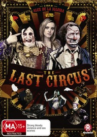 The Last Circus on DVD