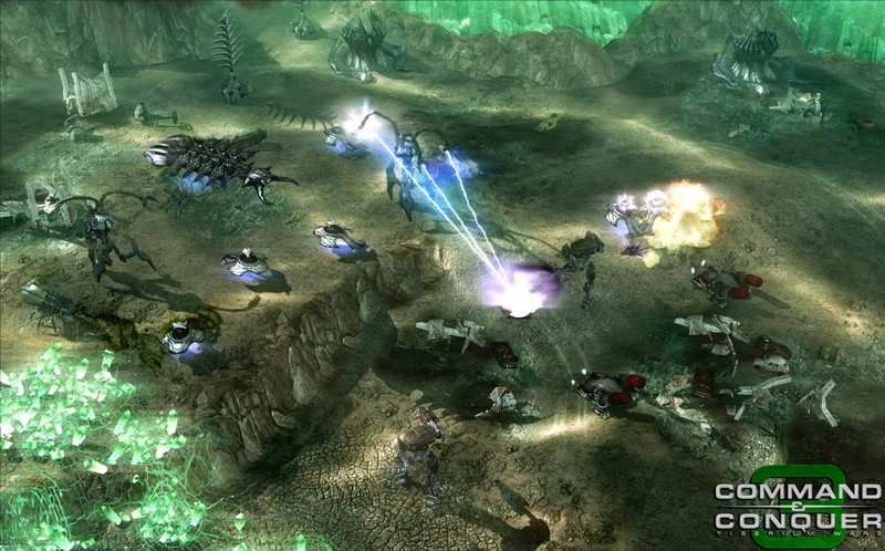 Command & Conquer 3: Tiberium Wars for Xbox 360 image