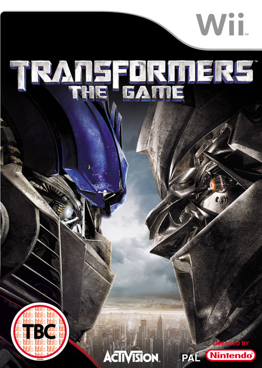 Transformers: The Game for Nintendo Wii