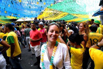 Chasing Bohemia: A Year Of Living Recklessly in Rio de Janeiro by Carmen Michael