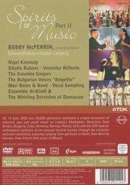Spirits of Music: Part 2 on DVD