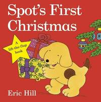 Spot's First Christmas by Eric Hill image