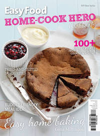 Home Cook Hero Cookbook by Gina Miltiadou