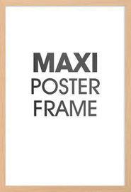 Maxi Poster Frame - Beech