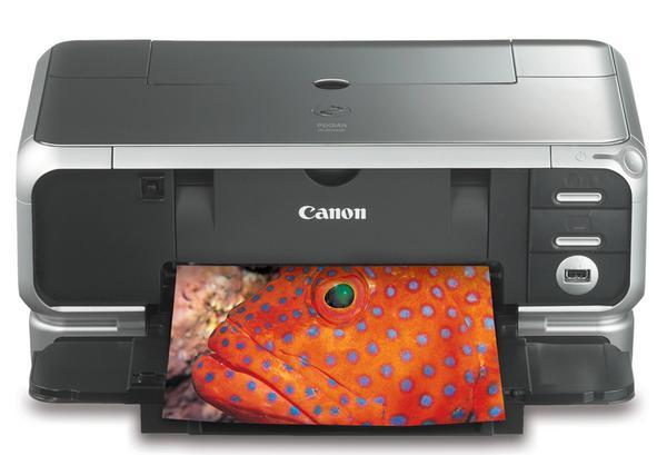CANON PRINTER BUBBLE JET PIXMA iP4000R image