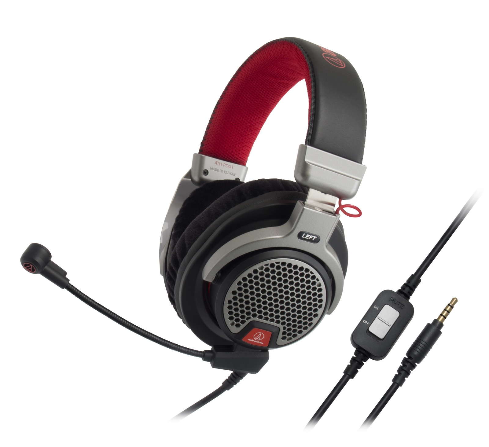 Audio-Technica: ATH-PDG1 Premium - Open Back Gaming Headset image