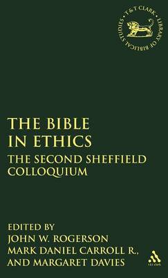 The Bible in Ethics image