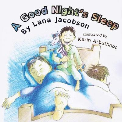 A Good Night's Sleep by MS Lana Jacobson image