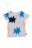 Bonds Short Sleeve Standard T-Shirt - Fluro Zapstar (0-3 Months)