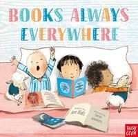 Books Always Everywhere by Jane Blatt image