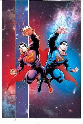 Superman Reborn. Rebirth by Dan Jurgens