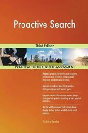 Proactive Search Third Edition by Gerardus Blokdyk
