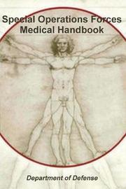 Special Operations Forces Medical Handbook by Department of Defense image