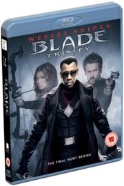 Blade Trinity on Blu-ray