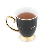 Holly Black Lash Mug image