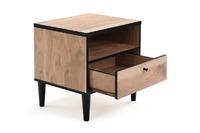 Shangri-La: Avalon Bedside Table (Oak)