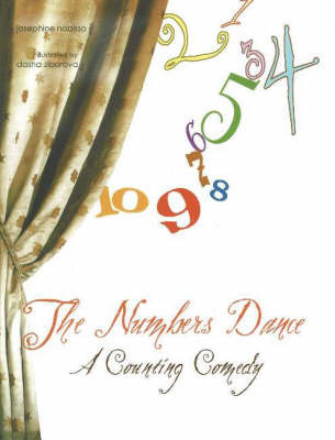 The Numbers Dance by Josephine Nobisso image