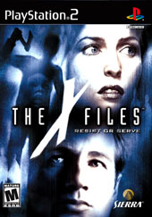 The X-Files: Resist or Serve for PlayStation 2