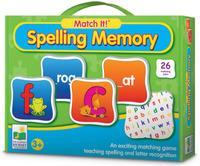 Match It - Spelling Memory