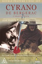 Cyrano De Bergerac - Double Feature (2 Disc Set) on DVD