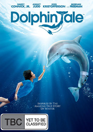 Dolphin Tale on DVD