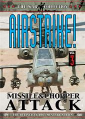Airstrike! Vol 3 - Missile & Chopper Attack on DVD