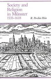 Society and Religion in Munster, 1535-1618 by R.Po-chia Hsia image