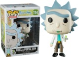Rick & Morty – Rick (Portal Gun) Pop! Vinyl Figure