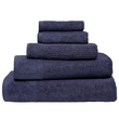 Bambury Costa Cotton Bath Towel (Ink)