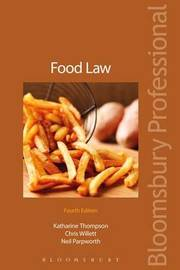 Food Law by Katherine Thompson