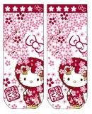 Hello Kitty: Falling Cherry-blossoms - Character Socks