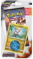 Pokemon TCG Burning Shadows Checklane Booster: Jangmo-o