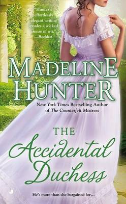 The Accidental Duchess by Madeline Hunter image