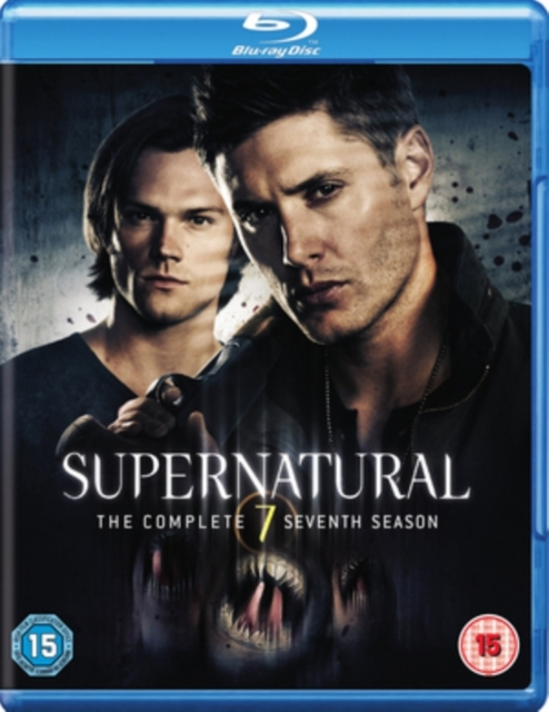 Supernatural: The Complete Seventh Season on Blu-ray