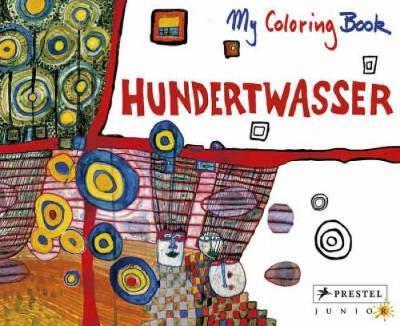 Hundertwasser: My Painting Book by Anon