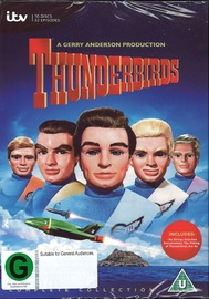 Thunderbirds - The Complete Collection on DVD