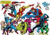 Avengers: Earth's Mightiest Box Set Slipcase by Stan Lee
