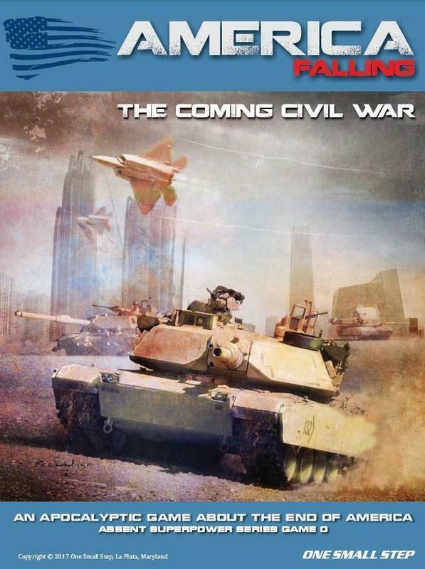 America Falling: The Coming Civil War