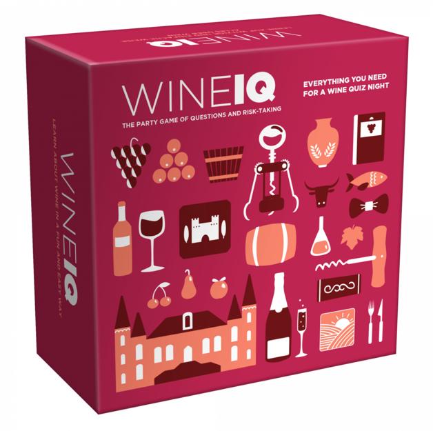 Wine IQ - The Game