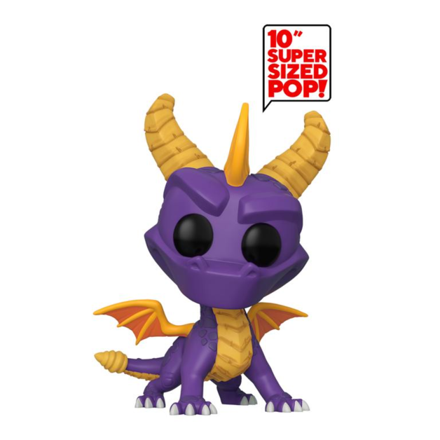 "Spyro - 10"" Super Sized Pop! Vinyl Figure"