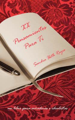 XX Pensamientos Para Ti by Sandra, Ibeth Reyes image