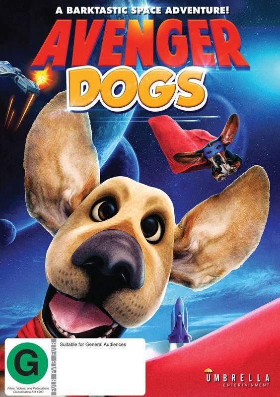 Avenger Dogs on DVD