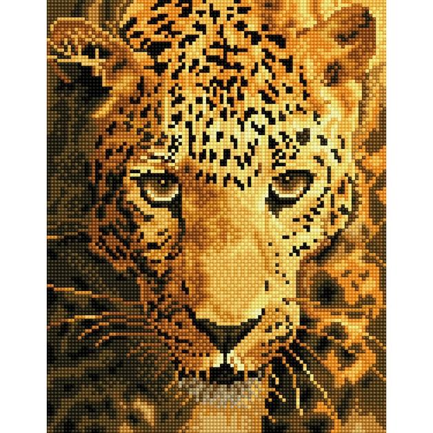 Diamond Dotz: Facet Art Kit - Jaguar Prowl (Intermediate)