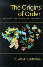 The Origins of Order by Stuart A. Kauffman image