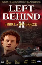 Left Behind 2 - Tribulation Force on DVD