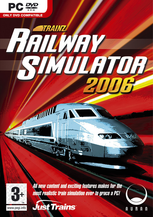 Trainz Railroad Simulator 2006 for PC Games