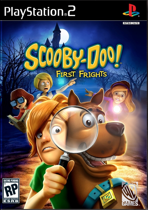Scooby-Doo! First Frights for PlayStation 2